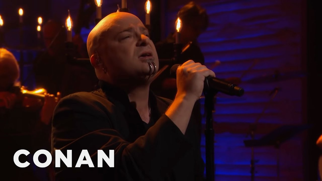 """Disturbed """"The Sound Of Silence"""" 03/28/16 