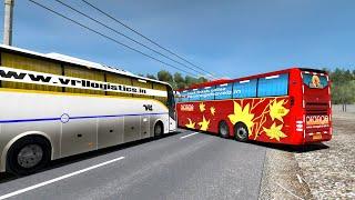 euro truck simulator 2 vrl bus