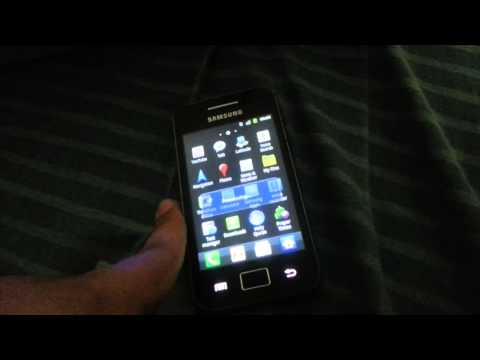 How to root Samsung Galaxy Ace GT-S5830