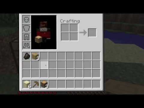 How to make Glass and Glass Panes on Minecraft