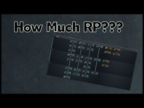 How Much RP Does it Take to Research Every Tank and Plane in War Thunder