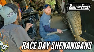 We Like Having Fun / Race Day Outtakes and Bloopers