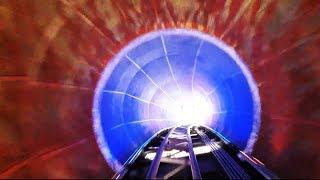 Incredicoaster ITM Ridecam experience with POV footage in Pixar Pier at Disneyland Resort