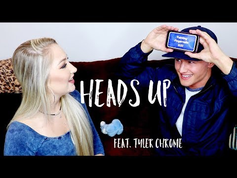 Heads Up Challenge | feat. Tyler Chrome