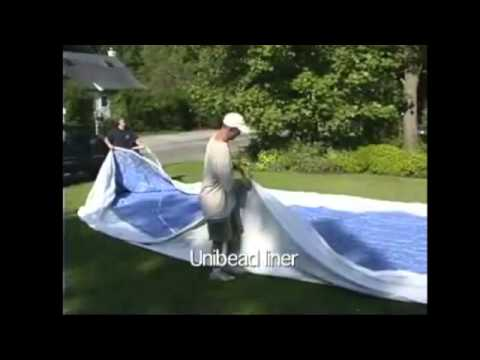 How to: Replace an Above Ground Pool Liner