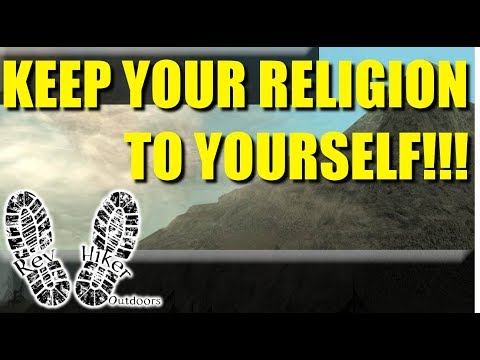 Keep Your Religion off Youtube!!!              | RevHiker