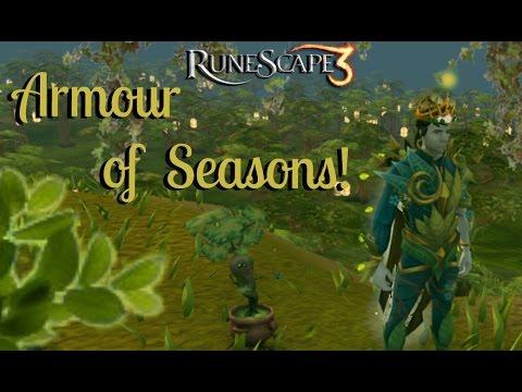 RuneScape: Armour of Seasons!