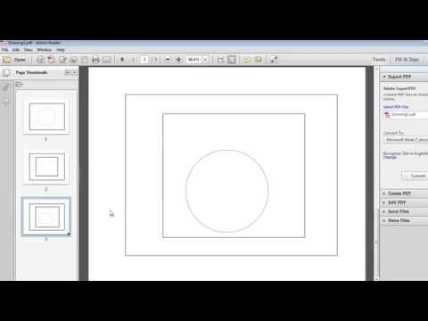 AutoCAD Printing Multiple Layout
