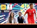 World Cup Gossip England Fans Descend On Moscow BBC Sport