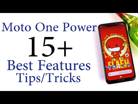 Motorola One Power 15+ Best Features and Tips and Tricks