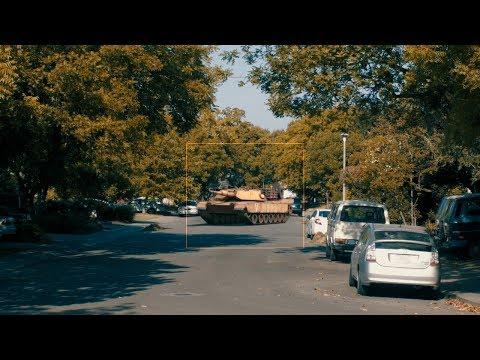 GTA Tank Spawner in Real Life