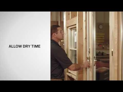 Weatherstrip Replacement on Andersen® Frenchwood Gliding Patio Doors