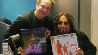 Eddie Trunk - Ace Frehley Interview (Gene Simmons Band, KISS End Of The Road Farewell Tour) 10/15/18