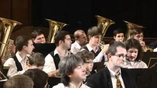 Dimitri Shostakovitch: The Second Waltz from Jazz Suite No. 2 (arr. André Waignein)   Szombathelyi Ifjúsági Fúvószenekar vez. Neszmélyi András  30 éves jubileumi hangverseny 2010. november 21. AGORA Művelődési és Sportház, Szombathely