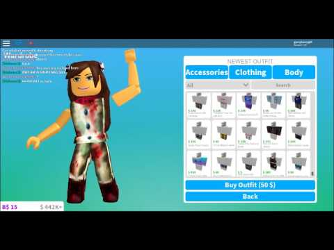 how to change clothes fast on bloxburg