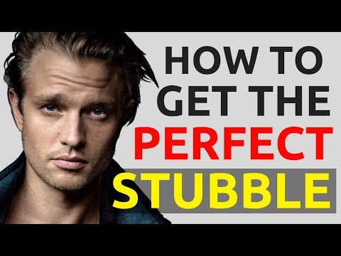 Designer Stubble | How To Get The Perfect Stubble | Facial Grooming Tips For Beard Trimming
