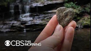 Girl returns rock swiped from Great Smoky Mountains National Forest