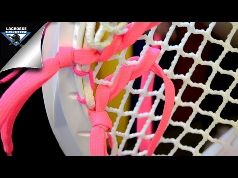 Lacrosse Unlimited: String Session (Goalie Head, Shooters)