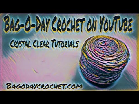 WELCOME TO MY CHANNEL | BAGODAY CROCHET & MORE | YOUTUBE