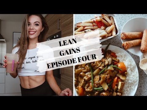 TESTING MY BODYFAT & WORKING WITH A PT! // Lean Gains Episode 4