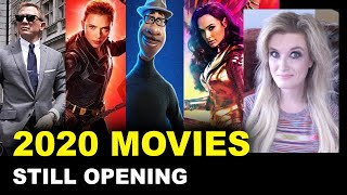 2020 Movies STILL Coming Out - Coronavirus Update