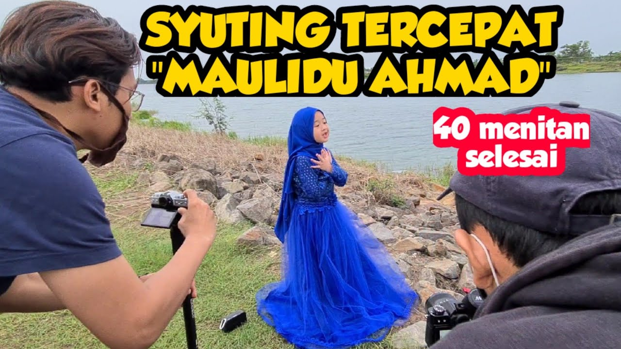 VLOG SYUTING MAULIDU AHMAD