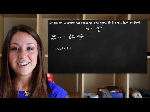 Does the sequence converge or diverge? (KristaKingMath)