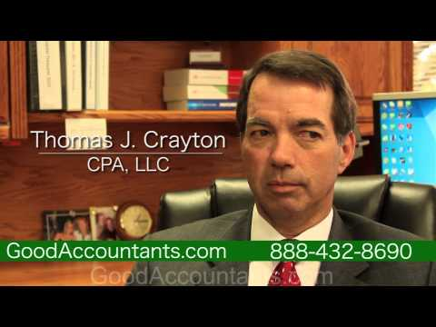 I Have Earned $248,000 With GoodAccountants - Tom Crayton, CPA