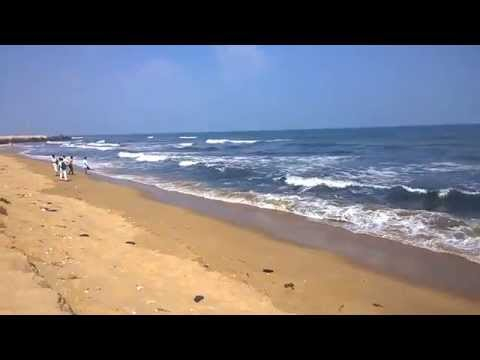 Marina Beach,Chennai, Tamil Nadu, India part2 شاطئ مدينة مدراس جيناي