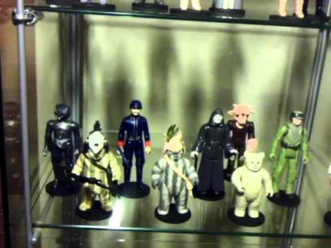 Display case for vintage Star Wars figurs (pt3)