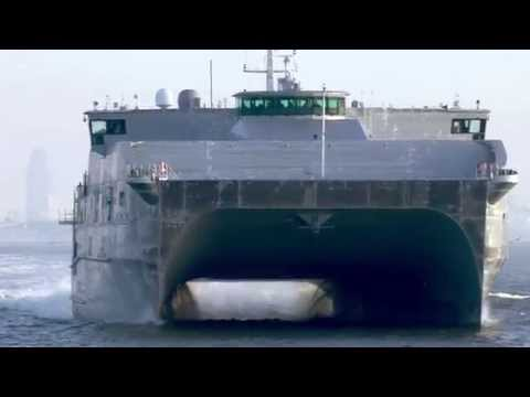 Joint High Speed Vessel Platform