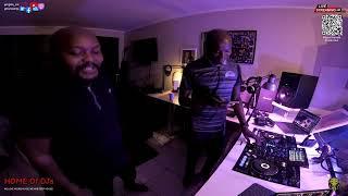 HomeOfDJsTV Podcast EP054 Deep Soulful House Mix Ft Baas Henk Live DJ Mix 2021 DJ Set