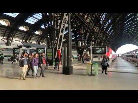 Milano Centrale - Malpensa Express