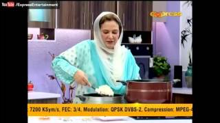 Cooking Expert Naheed Ansari - 4 July 2016 | Express Entertainment