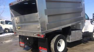 For Sale - 2006 GMC C6500 Aluminum Chipper Truck