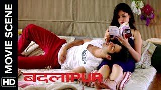 Varun love Yami Gautam   Badlapur   Movie Scene