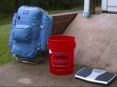 Calculating The Volume Of A Backpack In Liters