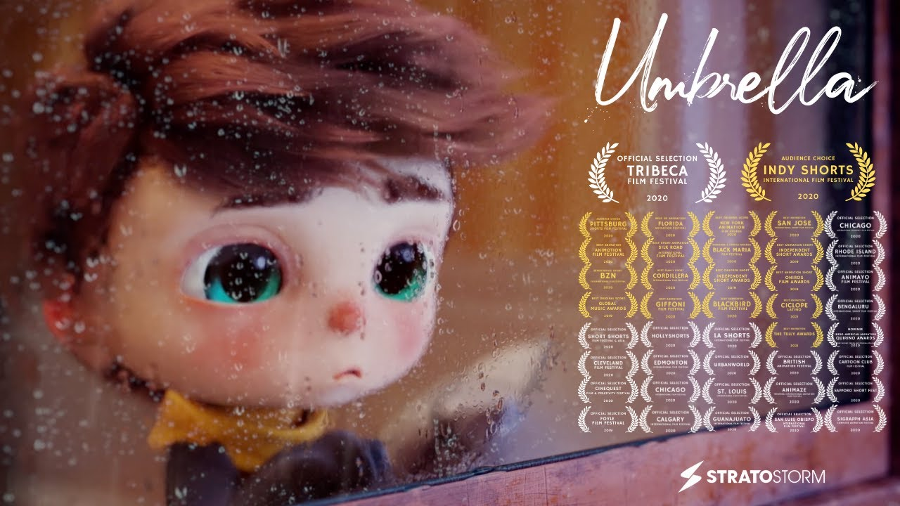 UMBRELLA | Oscar®-Qualified and Award-Winning CGI Animated Short Film