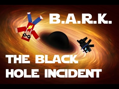 Minecraft - Modded - B.A.R.K. - 002 - The Black Hole Incident