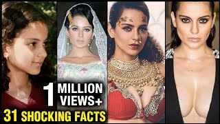 Kangana Ranaut 31 SHOCKING UNKNOWN Facts | Happy Birthday Kangana Ranaut