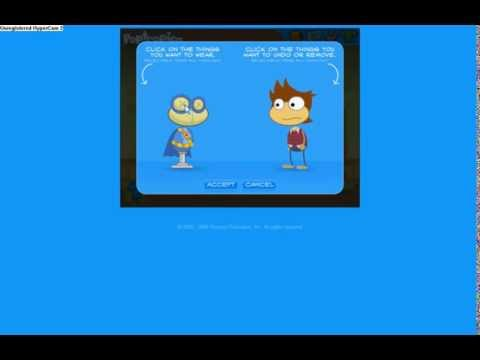 Poptropica Super POWer Island