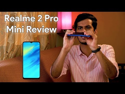 Realme 2 Pro Initial impressions after 3 days. Camera, battery, Slow charging?