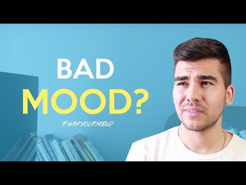 How To Get Yourself or Anyone Out of a Bad Mood