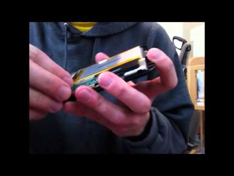 How to take Polaroid PMID703C tablet Apart and change battery