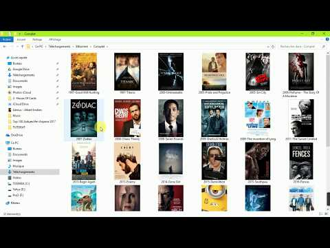 How to customise your folder icon with a movie poster