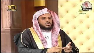تفسير قوله تعالى { وكان أمره فُرطا }... // الشيخ عبدالعزيز الطريفي