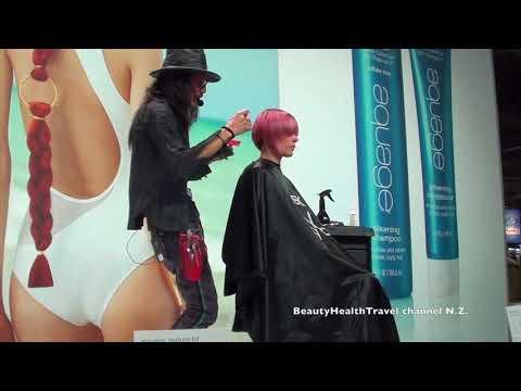 Haircut: Dry, Texturizing Finish by Takashi