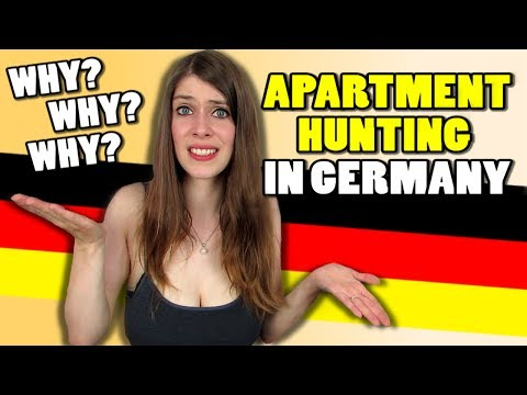 Apartment Hunting in Germany - STRANGE THINGS that may happen to you