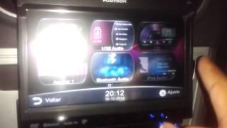 SOM AUTOMOTIVO DVD POSITRON SP6551 DTV - YouTube