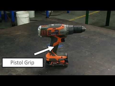 Cordless Drill Safety